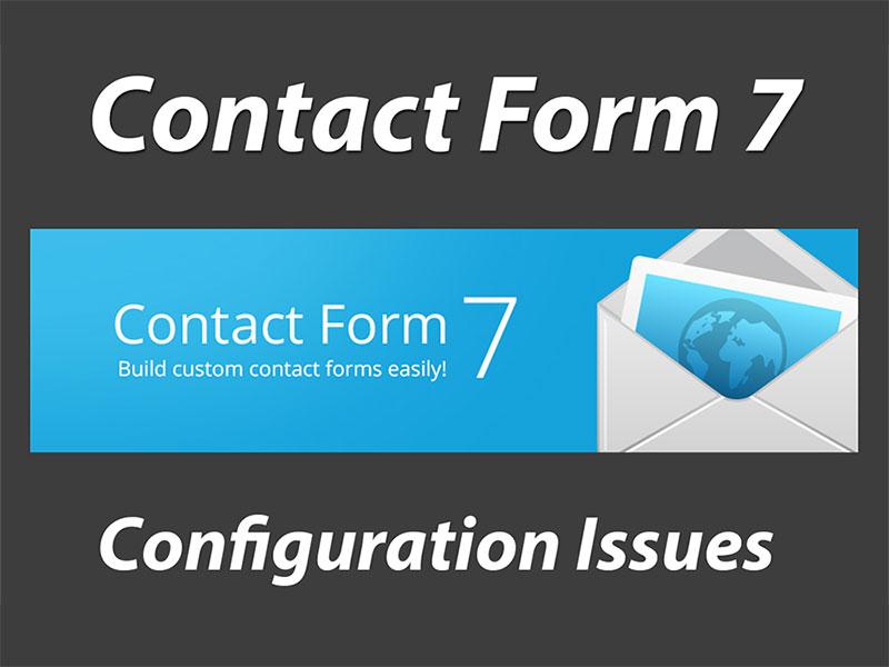 Contact form 7表单在Bluehost主机中无法发送邮件的解决办法